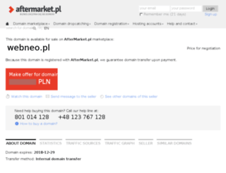 webneo.pl screenshot