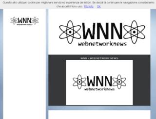 webnetworknews.info screenshot