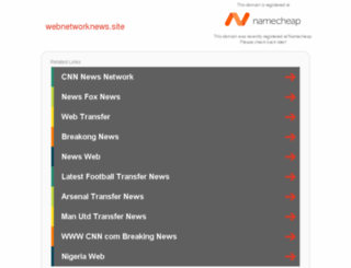 webnetworknews.site screenshot