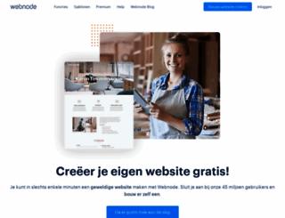 webnode.nl screenshot
