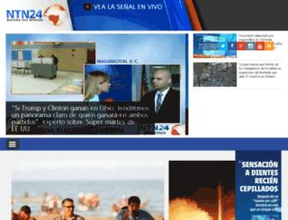 webntn24tv.net screenshot