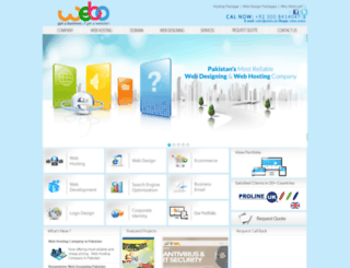webo.pk screenshot