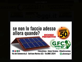 weboggi.it screenshot