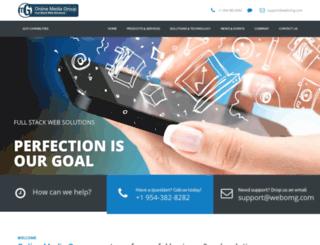 webomg.com screenshot