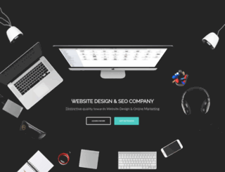 webonsite.co.za screenshot