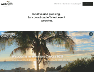 weboom.com screenshot