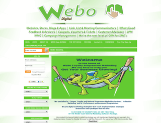 weboonline.com screenshot