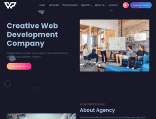 webparadox.com screenshot
