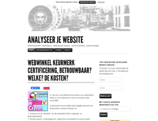 webperspectief.nl screenshot