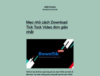 webphunu.net screenshot
