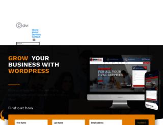 webpresenceshop.com screenshot