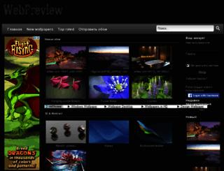 webpreview.ru screenshot