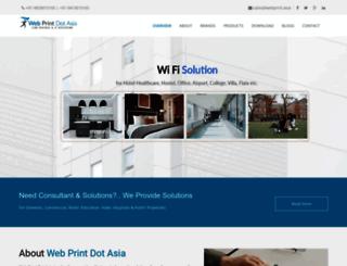 webprint.asia screenshot