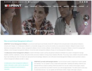 webprint.in screenshot