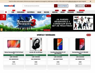 webpro.es screenshot
