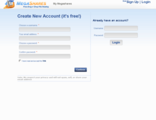 webprod12.megashares.com screenshot