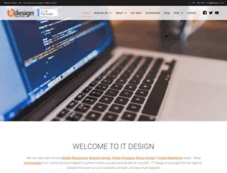 webprosa.co.za screenshot