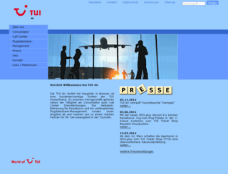 webq2t4u.tui4u.de screenshot