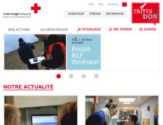 webquete.croix-rouge.fr screenshot