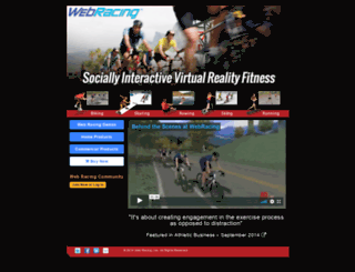 webracing.org screenshot