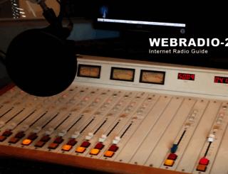 webradio-24.com screenshot