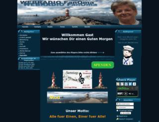 webradiofanoma.de screenshot