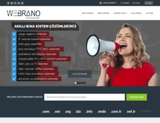 webrano.com screenshot