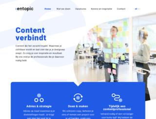 webredacteur.nl screenshot