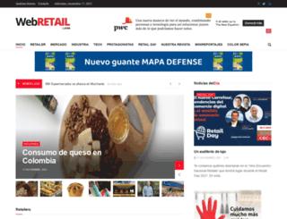 webretail.com.ar screenshot
