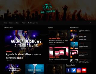 webrewired.com screenshot