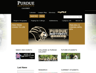 webs.purduecal.edu screenshot