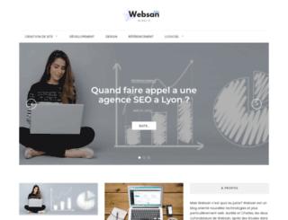 websan.net screenshot