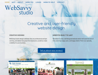 websavvystudio.com screenshot