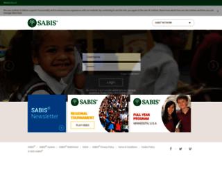 webschool.sabis.net screenshot