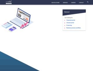 webse.com.my screenshot