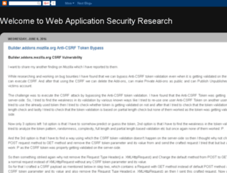 websecresearch.com screenshot
