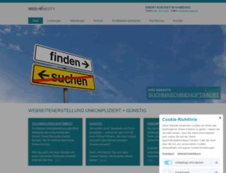 webseite-erstellen-lassen.de screenshot