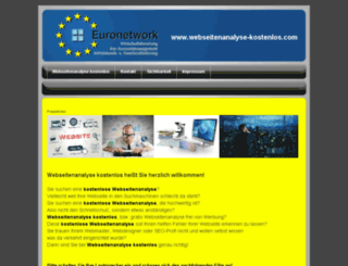 webseitenanalyse-kostenlos.com screenshot
