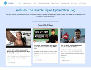 webseo.link screenshot