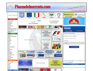 webser.it screenshot