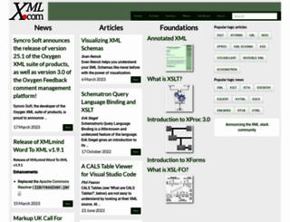 webservices.xml.com screenshot