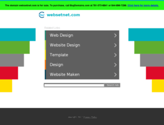 websetnet.com screenshot