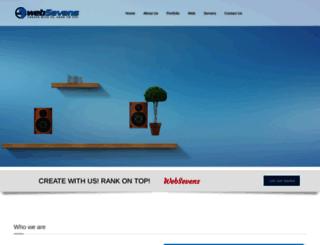 websevens.com screenshot