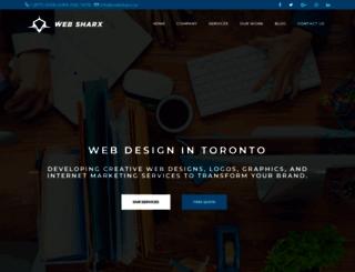 websharx.ca screenshot