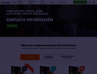 webshop.austriasat.at screenshot