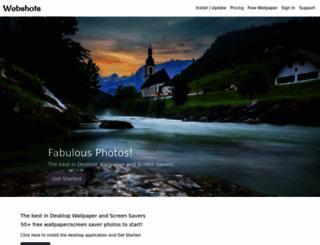 webshots.com screenshot