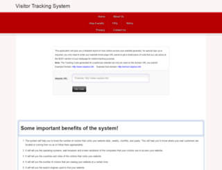 website-statistics.vasplus.info screenshot
