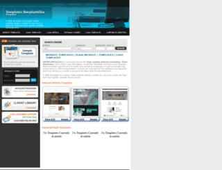 website-templates.iberplantillas.es screenshot