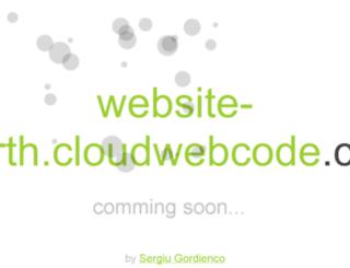 website-worth.cloudwebcode.com screenshot