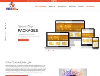 websitecenter.com screenshot